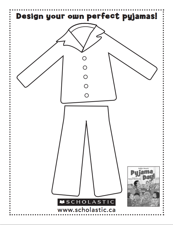 Coloring Pages Bananas Pajamas